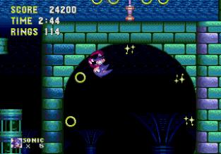 Sonic the Hedgehog 3 Megadrive 144