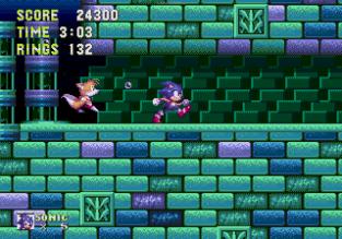 Sonic the Hedgehog 3 Megadrive 152