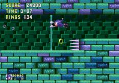 Sonic the Hedgehog 3 Megadrive 154