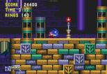 Sonic the Hedgehog 3 Megadrive 160