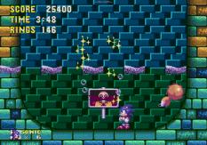 Sonic the Hedgehog 3 Megadrive 164