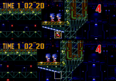 Sonic the Hedgehog 3 Megadrive 176