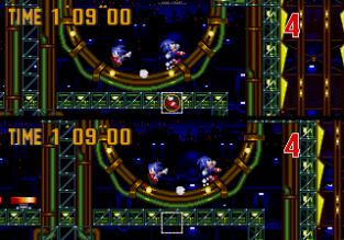 Sonic the Hedgehog 3 Megadrive 177