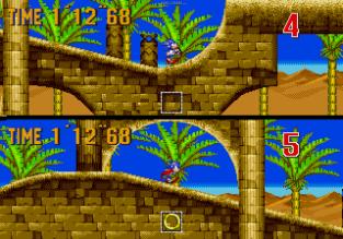 Sonic the Hedgehog 3 Megadrive 185