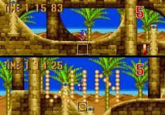 Sonic the Hedgehog 3 Megadrive 186