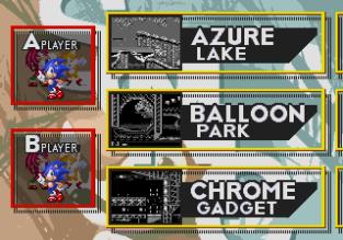 Sonic the Hedgehog 3 Megadrive 188