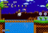 Sonic the Hedgehog Megadrive 005