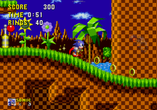 Sonic the Hedgehog Megadrive 009