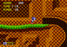 Sonic the Hedgehog Megadrive 011