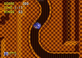 Sonic the Hedgehog Megadrive 012