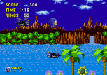 Sonic the Hedgehog Megadrive 013