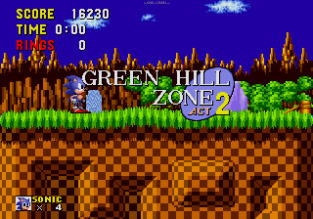Sonic the Hedgehog Megadrive 023