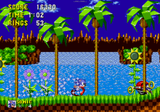 Sonic the Hedgehog Megadrive 031