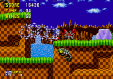 Sonic the Hedgehog Megadrive 032