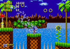 Sonic the Hedgehog Megadrive 033