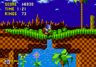 Sonic the Hedgehog Megadrive 034