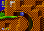 Sonic the Hedgehog Megadrive 035