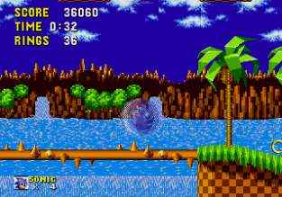Sonic the Hedgehog Megadrive 042