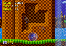 Sonic the Hedgehog Megadrive 043