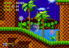 Sonic the Hedgehog Megadrive 044