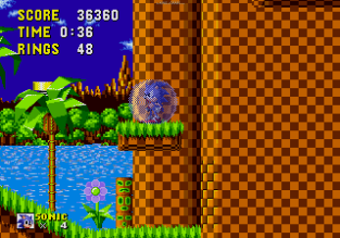 Sonic the Hedgehog Megadrive 045