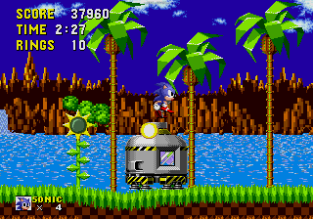Sonic the Hedgehog Megadrive 053
