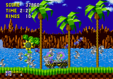 Sonic the Hedgehog Megadrive 054