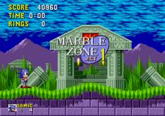 Sonic the Hedgehog Megadrive 055