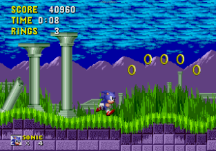 Sonic the Hedgehog Megadrive 056