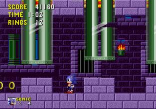 Sonic the Hedgehog Megadrive 064