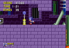 Sonic the Hedgehog Megadrive 066