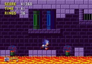 Sonic the Hedgehog Megadrive 067