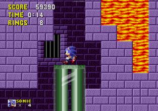 Sonic the Hedgehog Megadrive 075
