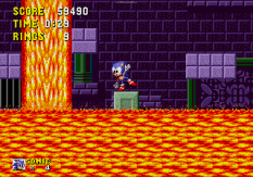 Sonic the Hedgehog Megadrive 076