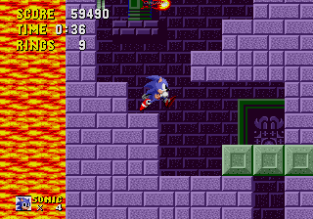 Sonic the Hedgehog Megadrive 078