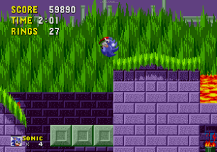 Sonic the Hedgehog Megadrive 086