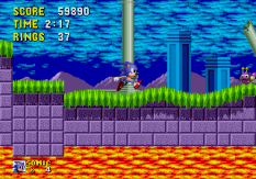Sonic the Hedgehog Megadrive 088