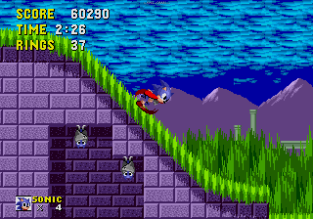 Sonic the Hedgehog Megadrive 089