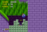 Sonic the Hedgehog Megadrive 090