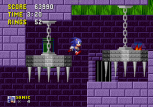 Sonic the Hedgehog Megadrive 096