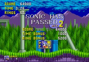 Sonic the Hedgehog Megadrive 097