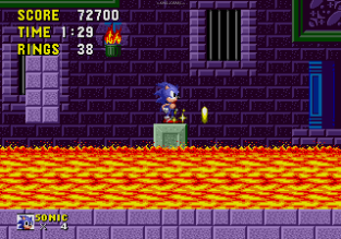 Sonic the Hedgehog Megadrive 111