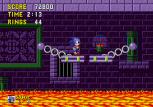 Sonic the Hedgehog Megadrive 113