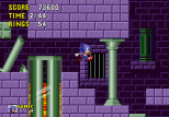 Sonic the Hedgehog Megadrive 116