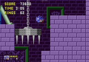 Sonic the Hedgehog Megadrive 119