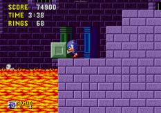 Sonic the Hedgehog Megadrive 120
