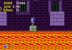 Sonic the Hedgehog Megadrive 121