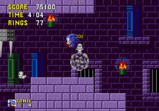Sonic the Hedgehog Megadrive 122
