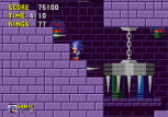 Sonic the Hedgehog Megadrive 123