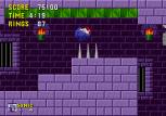 Sonic the Hedgehog Megadrive 124